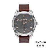 NIXON C45 復古大款 銀X灰 潮人裝備 潮人態度 禮物首選
