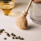 天然日式絲瓜藤杯刷泡茶茶具 【新寶順】
