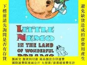 二手書博民逛書店Little罕見Nemo In Slumberland Hc Volume 2 Limited Edition