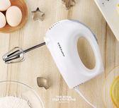 打蛋器電動打蛋器家用迷你打發蛋機奶油蛋糕攪拌自動烘焙小型手持   220V LX艾家生活館