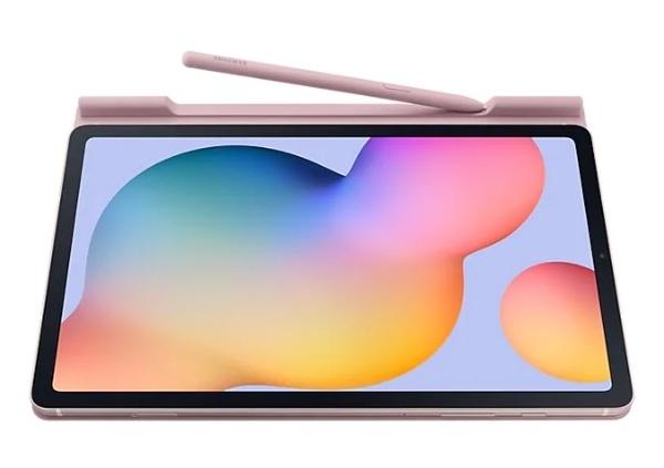 【免運費】Samsung 三星 Galaxy Tab S6 Lite 原廠書本式皮套【粉 】