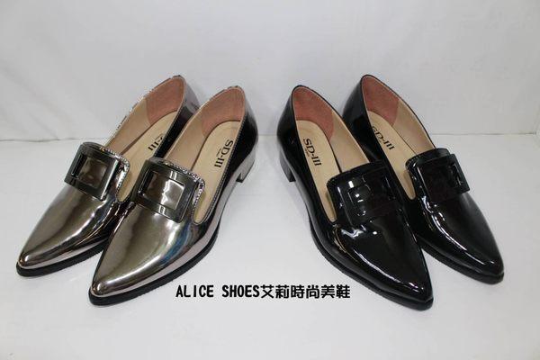 ALICE SHOES艾莉時尚美鞋 請把握!!搶鮮擁有韓系低跟包鞋3cm@712@MIT台灣製造