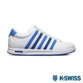 K-Swiss Court Pro S CMF休閒運動鞋-男-白/藍