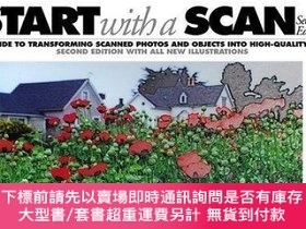 二手書博民逛書店Start罕見with a Scan (2nd Edition)-從掃描開始(第二版)Y414958 Jane