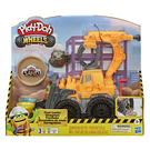 《 Play-Doh 培樂多 》培樂多車輪系列 挖土工程機 / JOYBUS玩具百貨