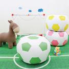 椅子 椅凳 矮凳 馬卡龍色系-足球兒童椅凳 天空樹生活館