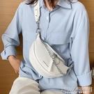 夏天小包包女2020新款百搭腰包女ins潮韓版網紅時尚鏈條斜挎胸包『新佰數位屋』
