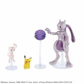 【BANDAI】Pokemon組裝模型 精靈寶可夢 神奇寶貝 劇場版 皮卡丘 夢幻 超夢 三款合售