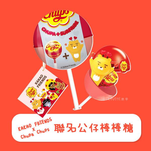 韓國 KAKAO FRIENDS 加倍佳 聯名公仔棒棒糖 12g 隨機出貨 糖果 零食 玩具 代購 現貨