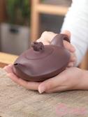 紫砂壺 宜興紫砂壺 茶具套裝家用泡茶器 原礦老紫泥紫沙壺 純手工茶壺單壺