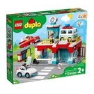 10948【LEGO 樂高積木】Duplo 得寶幼兒系列 - 多功能停車場