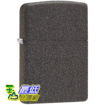 [104 美國直購] Zippo Iron Stone Lighter 打火機