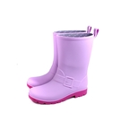 native BARNETT 雨靴 粉紫色 中童 童鞋 32106100-5333 no991 [不可超取]