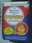 【書寶二手書T5/字典_IBE】The Merriam-Webster and Garfield Dictionary