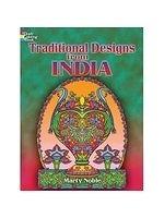 二手書博民逛書店 《Traditional Designs from India》 R2Y ISBN:0486448150│Noble