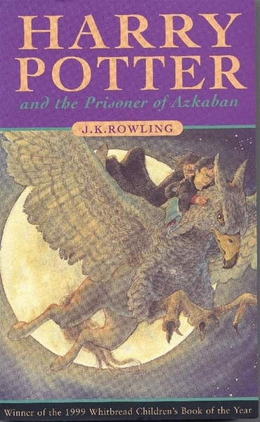 (二手書)Harry Potter and the Prisoner of Azkaban (3)