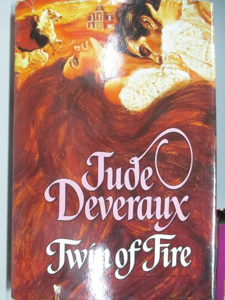【書寶二手書T9/原文小說_AC5】Twin of Fire_Jude Deveraux