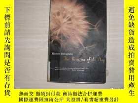 二手書博民逛書店The罕見Remains of the Day【117】Y10970 Kazuo Ishiguro(石黑一雄)