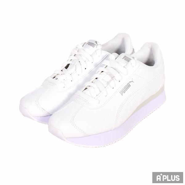 PUMA 女 TURINO STACKED SNAKE 經典復古鞋 - 37414201