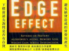 二手書博民逛書店THE罕見EDGE EFFECT ACHIEVE TOTAL H