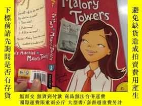 二手書博民逛書店First罕見Term At Malory Towers 馬洛裏大廈第一學期1Y200392