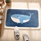 地毯 衛生間門口吸水門墊浴室腳墊防滑墊卡...