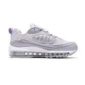 Nike Air Max 98 SE  女鞋 灰紫 氣墊 反光 慢跑鞋 BV6536-001