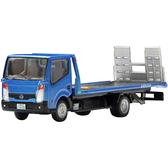 TOMYTEC LV-N144d 日産AtlasF24花見台自動車セSafety Loader (藍色)_TV30792