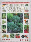 【書寶二手書T1/動植物_QHW】The Fruit & Vegetable Garden_Bird, Richard