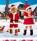 聖誕節服裝兒童裝扮女童表演男童演出服幼兒...