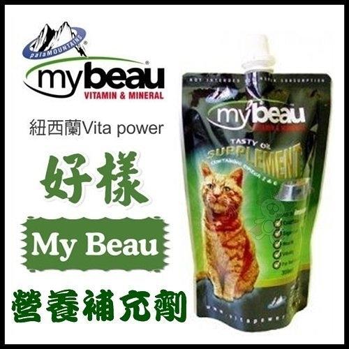 『寵喵樂旗艦店』好樣My Beau《貓用液態營養補充劑》300ml