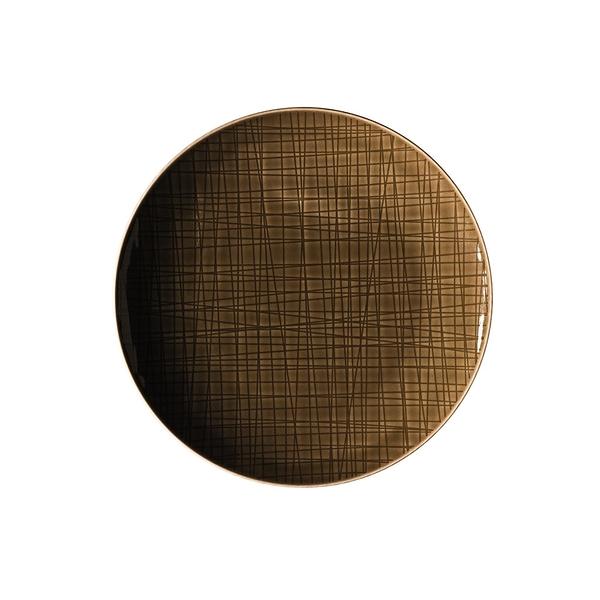 德國 Rosenthal Mesh圓盤21cm-咖啡