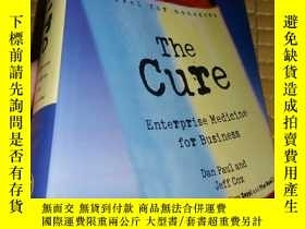 二手書博民逛書店The罕見Cure:Enterprise Medicine fo