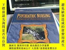 二手書博民逛書店PSYCHIATRIC罕見NURSINGY4211 ISBN:9