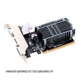新風尚潮流 【PCI63012】 INNO3D 顯示卡 GEFORCE GT 710 1GB SDDR3 LP 靜音版