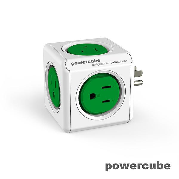 荷蘭PowerCube 擴充插座|自動斷電保護 插座不打架 檢驗合格 原廠貨