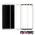 Mgman Samsung S8 3D曲面滿版鋼化玻璃保護貼-非Mgman包裝