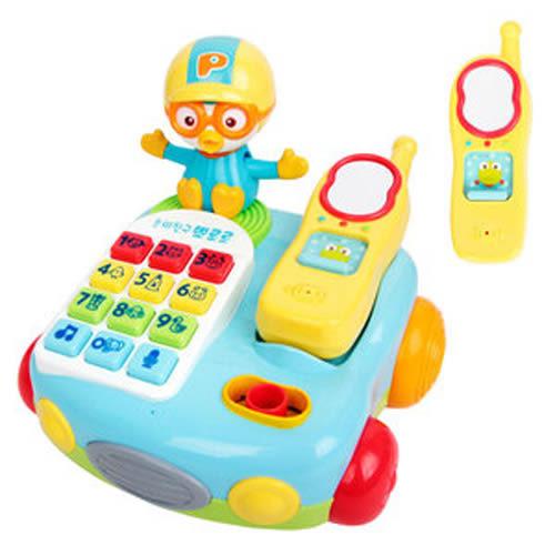 特價 Pororo快樂小企鵝 哈囉對話機_RR44852