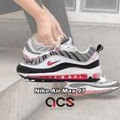 Nike Wmns Air Max 98 Solar Red 白 紅 氣墊 女鞋 運動鞋【ACS】 AH6799-104