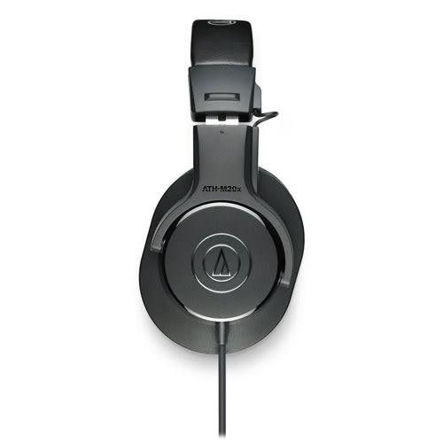 【敦煌樂器】Audio-Technica ATH-M20x 專業型監聽耳機