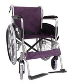 輪椅B款-鋁合金輪椅/ /高質量基本型/短期好用大輪好推