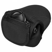 HAKUBA PLUSSHELL SlimFit02 相機保護套 S120BK 黑色【HA286212】