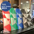 Norns Nuts【吾人設計 Radiant Notebook筆記本】Norns 文創 手帳 管理 行事曆 筆記本