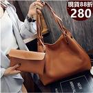 女包包 現貨 側背包 時尚簡約百搭手提包...
