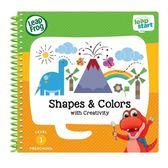 ☆愛兒麗☆LeapFrog 跳跳蛙 LeapStart Books:幼兒1-形狀與顏色