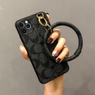 商務純色IPhone 11手機殼 蘋果11保護防摔殼手機套 蘋果6/6s X/Xs Xs Max保護套 蘋果7/8/XR日韓手機殼