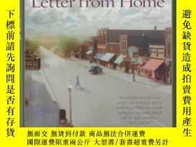 二手書博民逛書店Letter罕見From Home (Hart, Carolyn