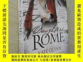 二手書博民逛書店英文原版罕見Daughters Of RomeY7215 Kate Quinn Headline Review
