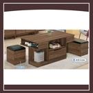 【多瓦娜】克諾斯大茶几(附凳子2張) 21152-443001