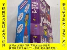 二手書博民逛書店Really罕見bad jokes for kids:對孩子們來說真是糟糕的笑話Y212829